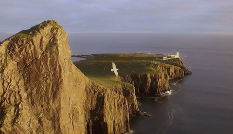 'Wild Scotland' Is a Gorgeous Aerial Video Tour of the Country