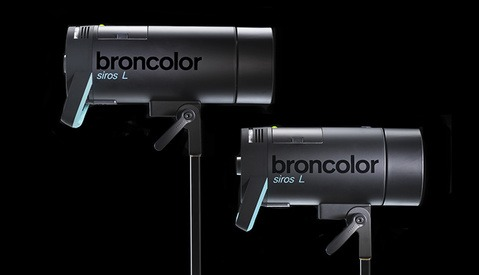 Broncolor Announces Battery-Powered 400 J and 800 J Siros L Monolights, Takes on Profoto B1