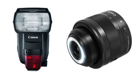 Canon Announces New Flagship Speedlite and Macro Lens With Built-In Flash
