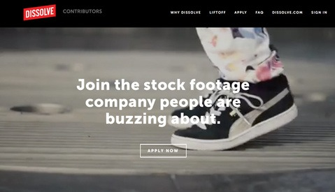 Photographers and Videographers Interested in Selling Stock Images, Meet Dissolve