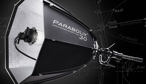 Fstoppers Reviews the Parabolix Parabolic Reflectors