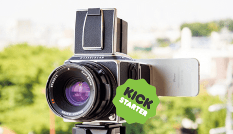 Five Camera Accessories That You Wouldn't Expect to Get Kickstarted