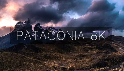 An 8K Time-lapse of Patagonia