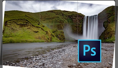 New Feature for Photoshop CC: Content Aware Crop Tool
