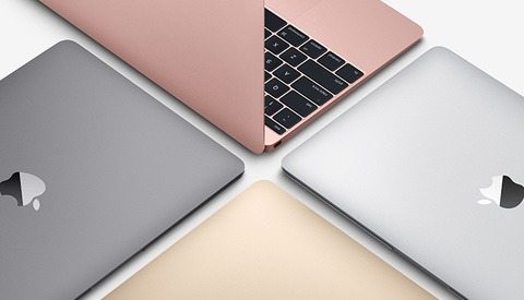 Apple Introduces Rose Gold MacBook With Feather-Light Design, Faster Chips, and Best Battery Life Yet