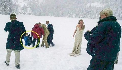 Wedding Photographer Falls - How Often Does It Happen?