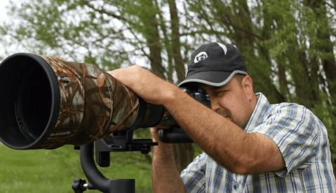 Long Lens Tripod Techniques for Photographers