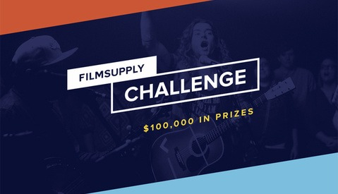 Win up to $100,000 in Cash and Prizes With the Filmsupply Challenge [UPDATE]