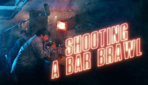 Learn How to Shoot an Epic Bar Brawl