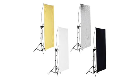 Fstoppers Reviews the Neewer Flat Panel Light Reflector