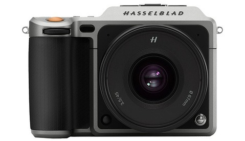 Hasselblad Announces the X1D