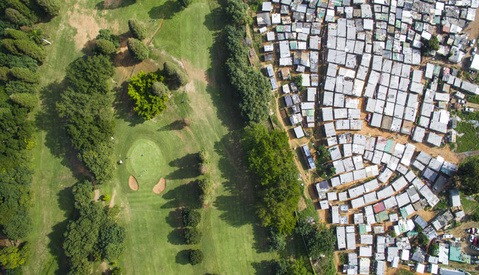 Drone Photography Project Reveals New Perspective on Post-Apartheid Inequality