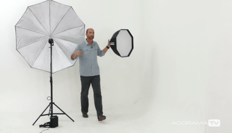 Studio Photography Lighting Essentials: Size and Position Matter