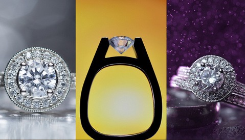 Four Easy and Unique Ways to Photograph Wedding Rings
