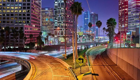 A Stunning 12K-Resolution Time-Lapse of Los Angeles