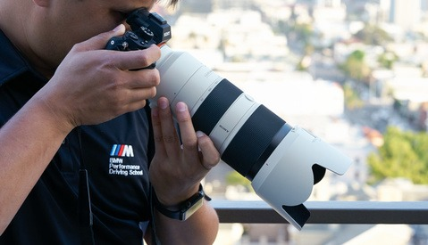 Sony FE 70-200mm f/2.8 GM Will Cost $2,600 - Here's Our First Hands-On Look