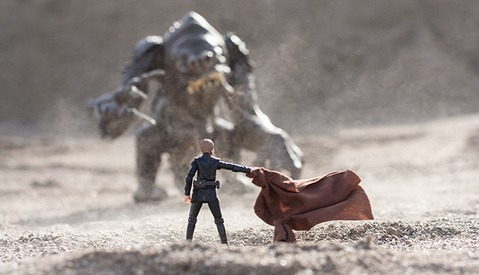 Behind the Scenes Toy Photography Reveals the Brilliant Talent in This Unique Genre