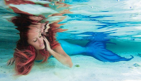 Mermaid to Photographer: Life in Front and Behind the Camera