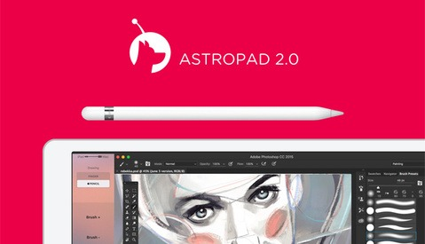 Graphics Tablet App Astropad 2.0 Is Here and Now Works Three Times Faster