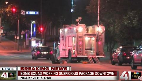 Forgotten Camera Case Mistaken for Bomb Gets Detonated by Bomb Squad in Kansas City