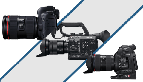 The Best DSLR Video Alternatives