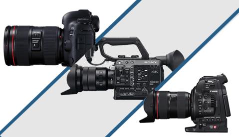 The Best DSLR Video Alternatives