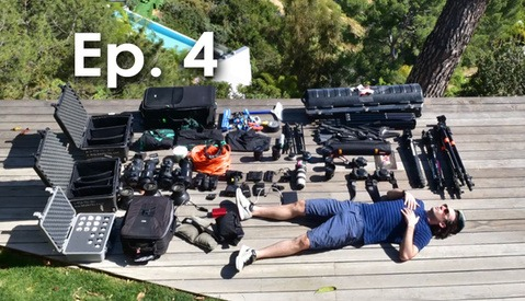 How Mike Kelley Photographs High-End Homes: Behind the Scenes Episode Four