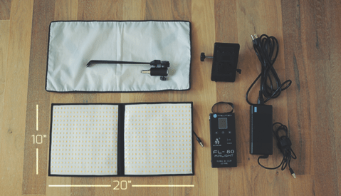 Cheap, Flexible LED Panels: A Brief Look
