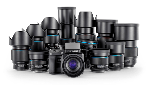 Phase One Releases the IQ1 100MP and Two New Blue Ring Lenses