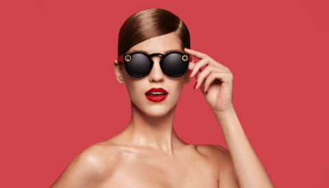 Snapchat Announces Wireless Camera Sunglasses, Rebrands to Snap Inc.