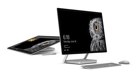 The New Microsoft Surface Studio Looks Amazing