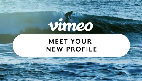 Vimeo Launches Profiles