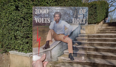 Locations of Reggae Album's Vinyl Sleeve Photos Traced and Rephotographed