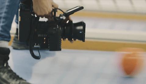 Bowling Ball Hits RED Camera: Real or Fake?
