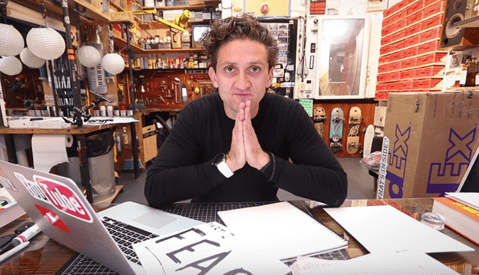 The Truth Behind Why Casey Neistat Stopped Vlogging and Started a Media Technology Company With CNN