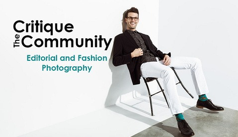 Critique the Community Episode 20: Editorial and Fashion Photography with Clay Cook