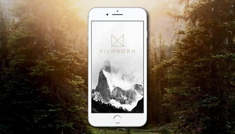 Mastin Labs Releases Filmborn App for Mobile Film Emulation