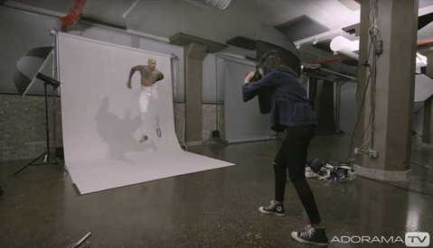 Watch: Episode 1 of Nigel Barker's New Adorama Web Series 'Top Photographer'