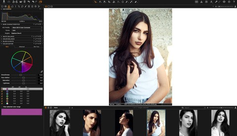 How to Get Perfect Colors from Your Raw Files Straight Out of the Camera with Capture One