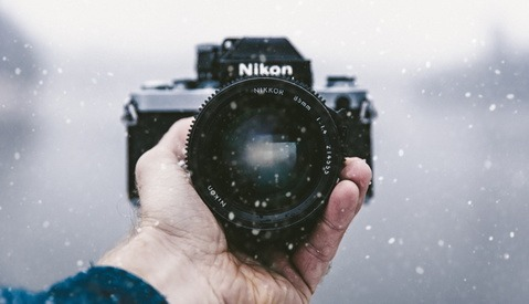The Film Photographer Who Came In From the Cold