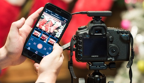 Goodbye Tether Cords: Testing out the New Case Air Wireless Tethering System [Review]