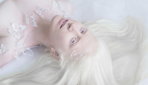 Endless Shades of White Through the Lens of Yulia Taits