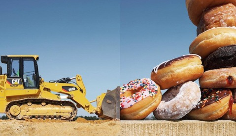 Photography Mix Up! Artist Photoshops Everyday Objects in Photo Match Ups
