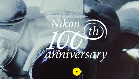 Nikon Marks 100 Years in Photography With Dramatic New Video