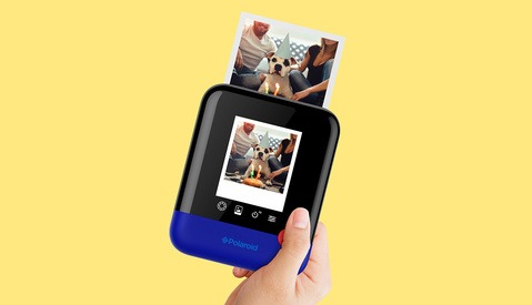 Polaroid Pop Brings the 3x4 Instant Film Format Into the Digital Age