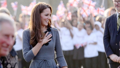 Is Kate Middleton the Newest Mom-tographer?