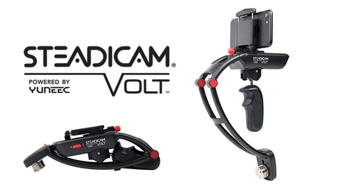 Steadicam Volt Smartphone Stabilizer Blows Kickstarter Goal Out Of The Water