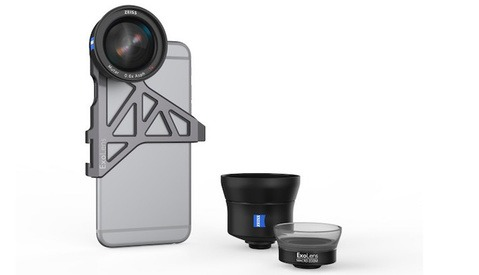 ExoLens Case With Zeiss Lenses for Your iPhone 7