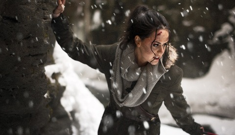 5 Ways To Keep A Model Warm When Shooting In The Snow