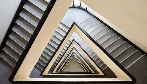 Stairways That Take You Back to the Future